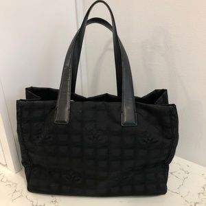Chanel Black Shopping bag Tote